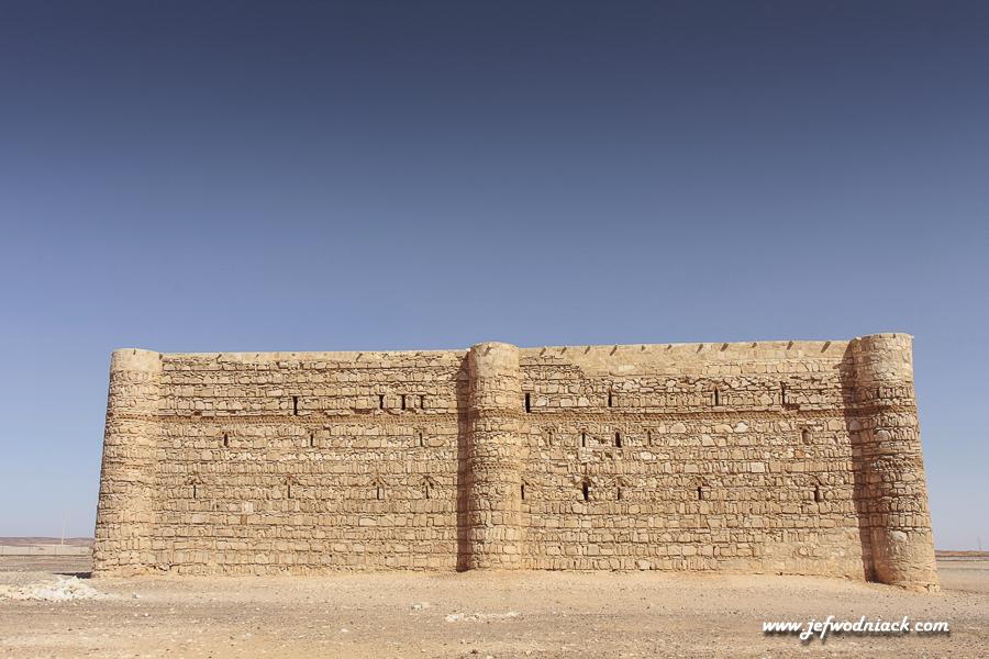 Jordanie: la route des Qasr