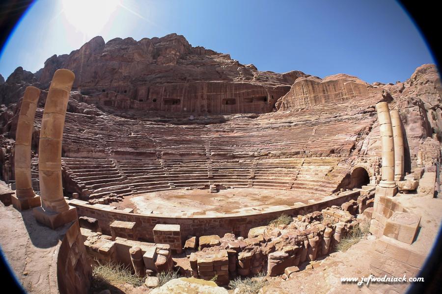 Petra: le Théatre