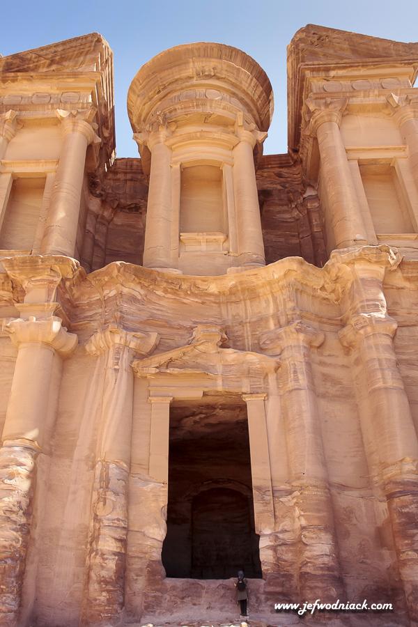 Petra: le Monastère