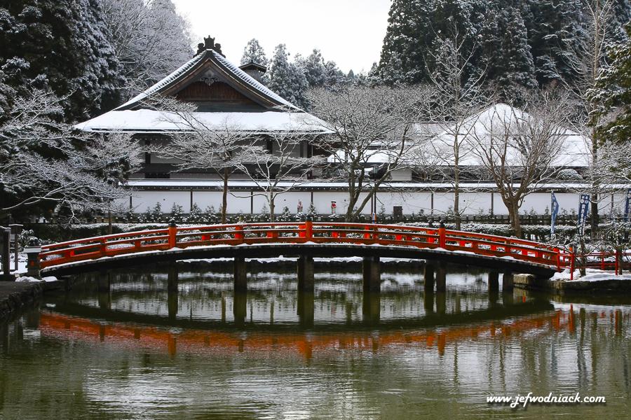 L'hiver à Koyasan