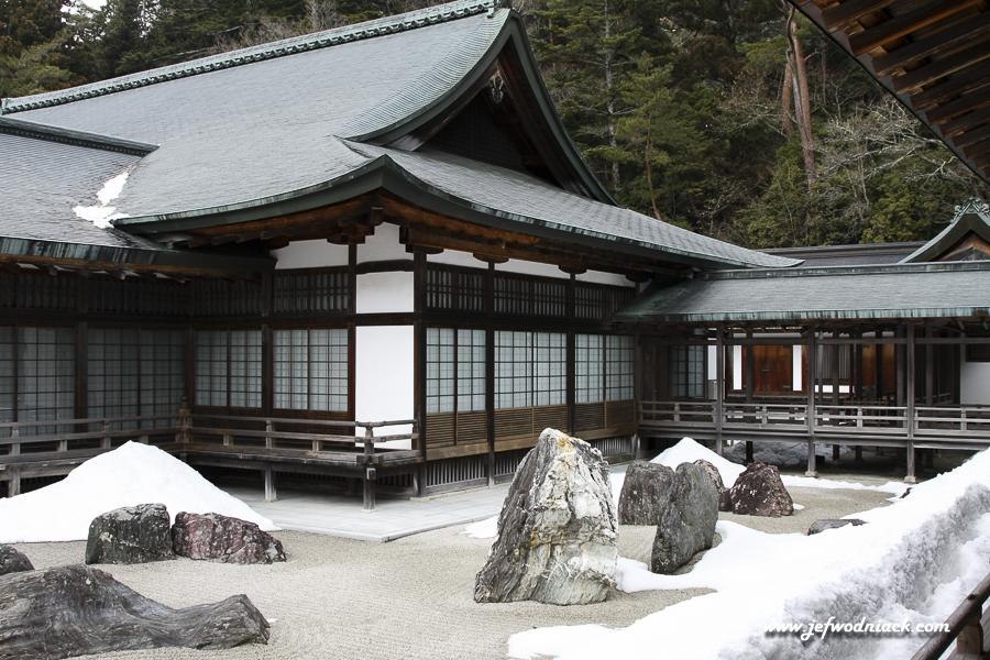 Temple à Koyasan