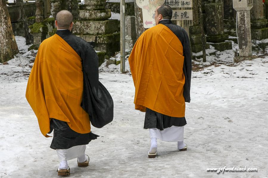 Moines Boudhistes
