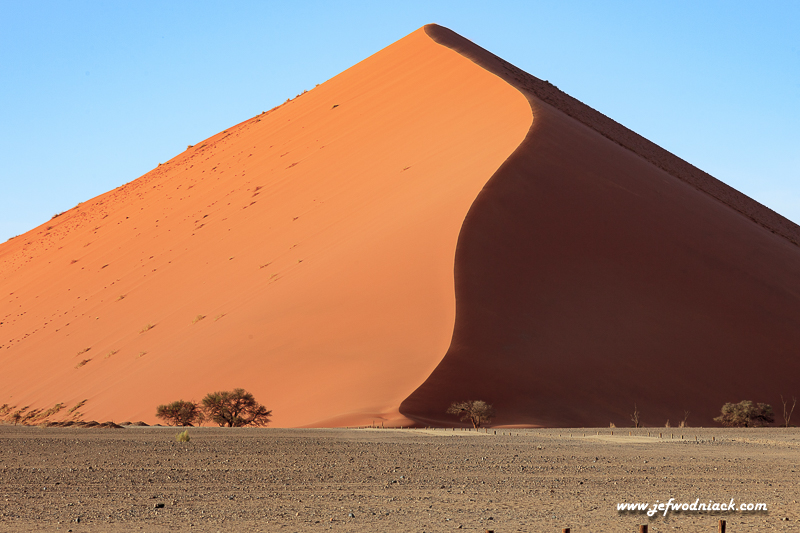 Dune à Sossusvlei