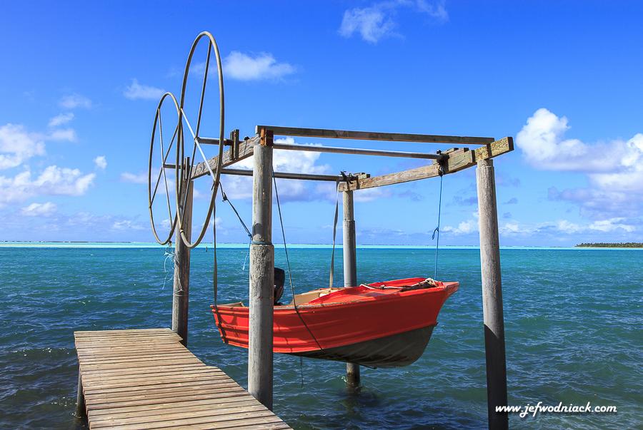 Polynésie: Maupiti une idée du paradis