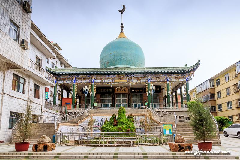 Mosquée à Lanzhou