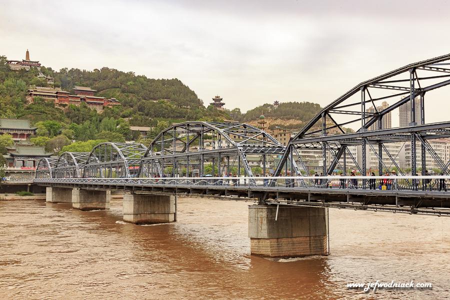 Le fleuve jaune à Lanzhou