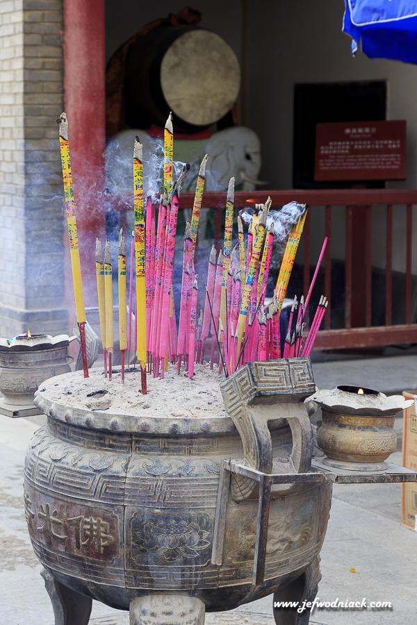 Temple à Lanzhou