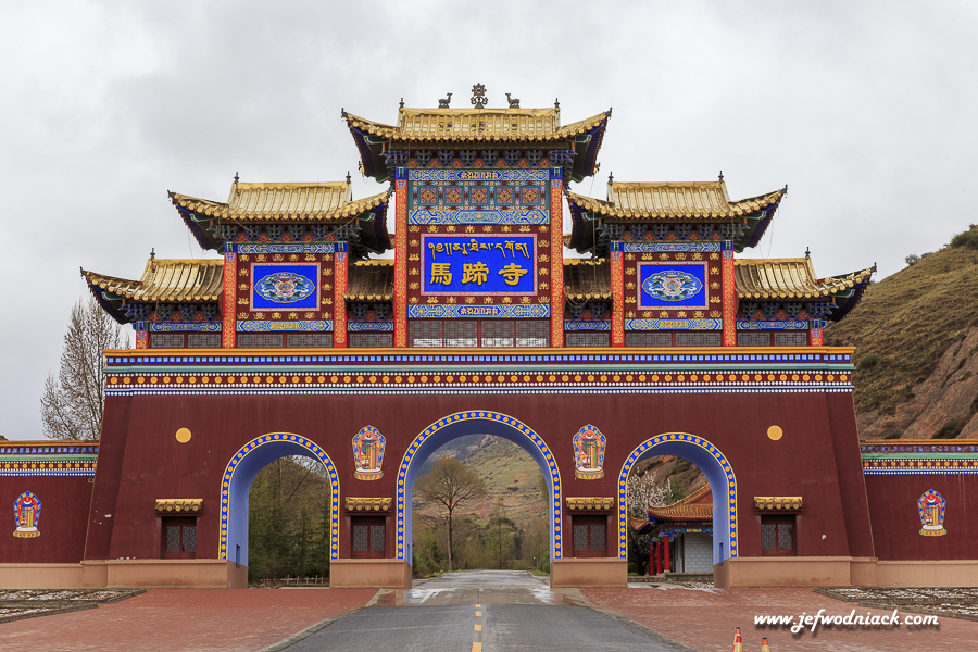 Chine: Les temples de Matisi
