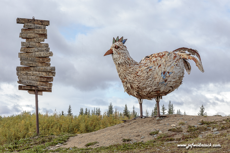 Chicken Alaska