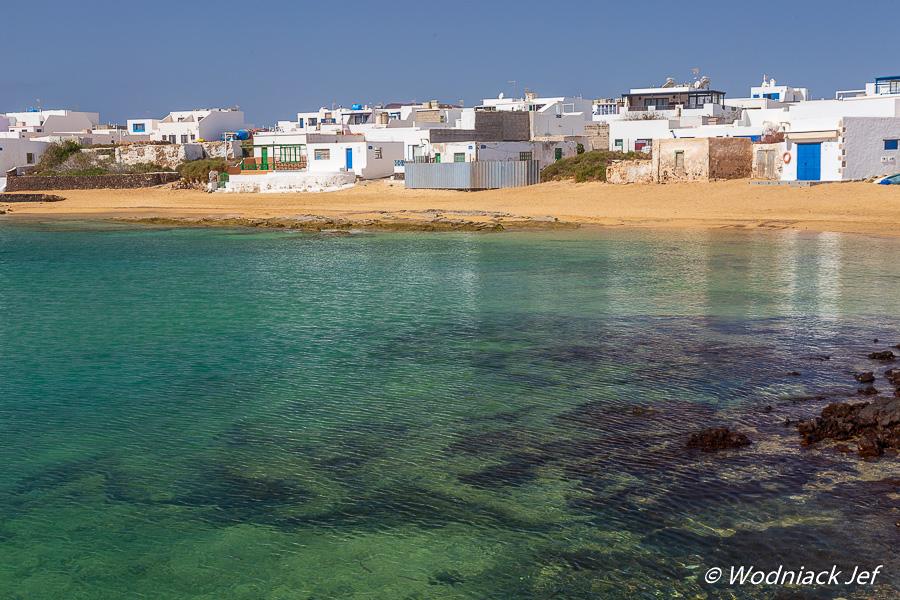 Maisons sue l'île de Graciosa
