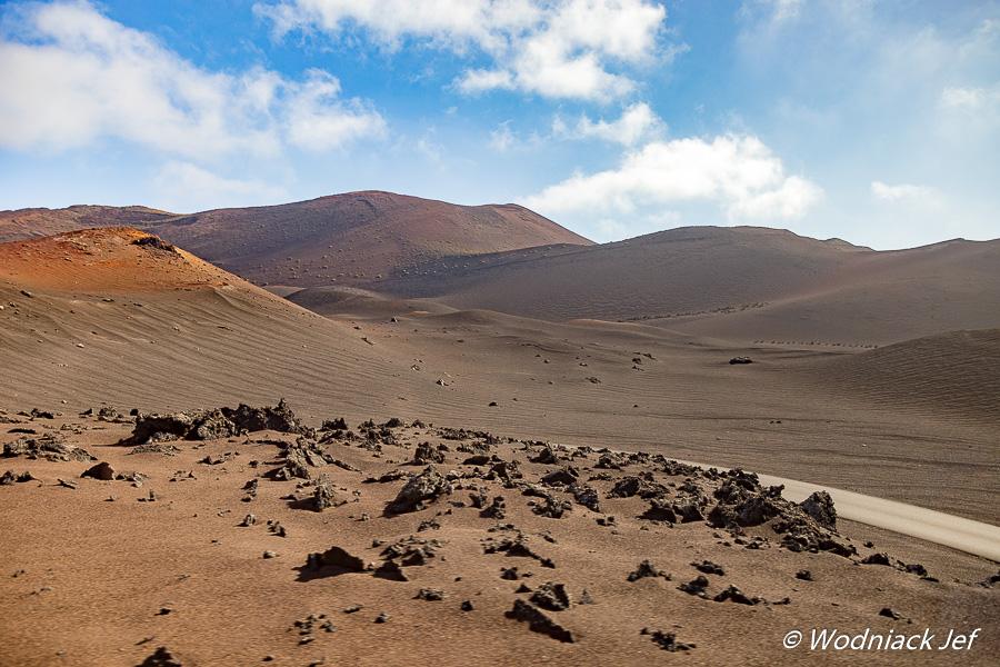 Volcan à Lanzarote