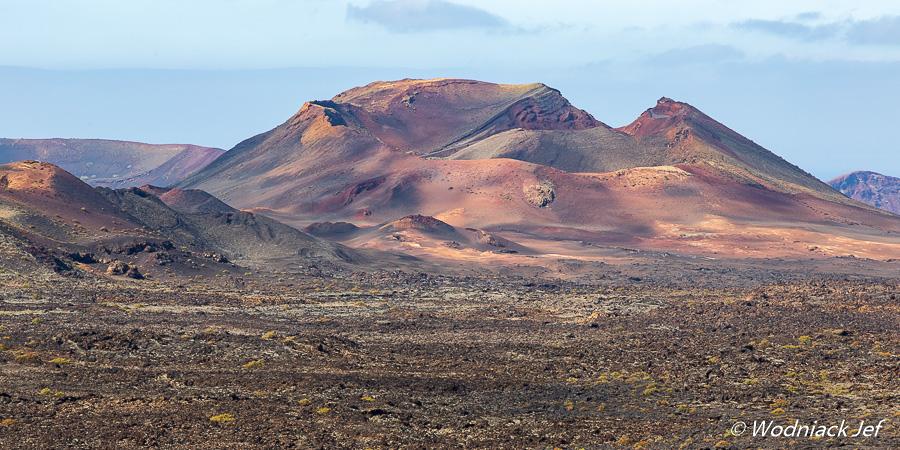 Volcans à Lanzarote